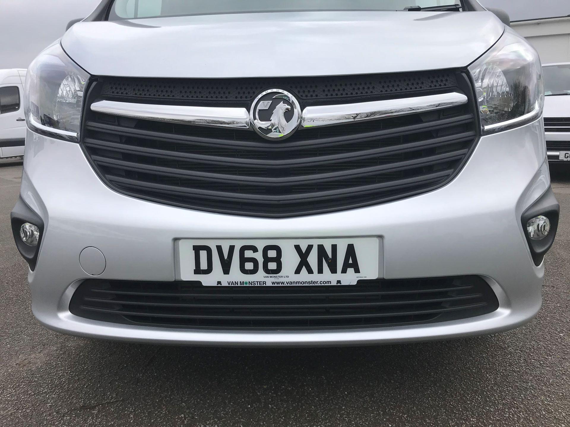 2018 Vauxhall Vivaro L2 H1 2900 1.6CDTI 120PS SPORTIVE EURO 6 (DV68XNA) Image 11
