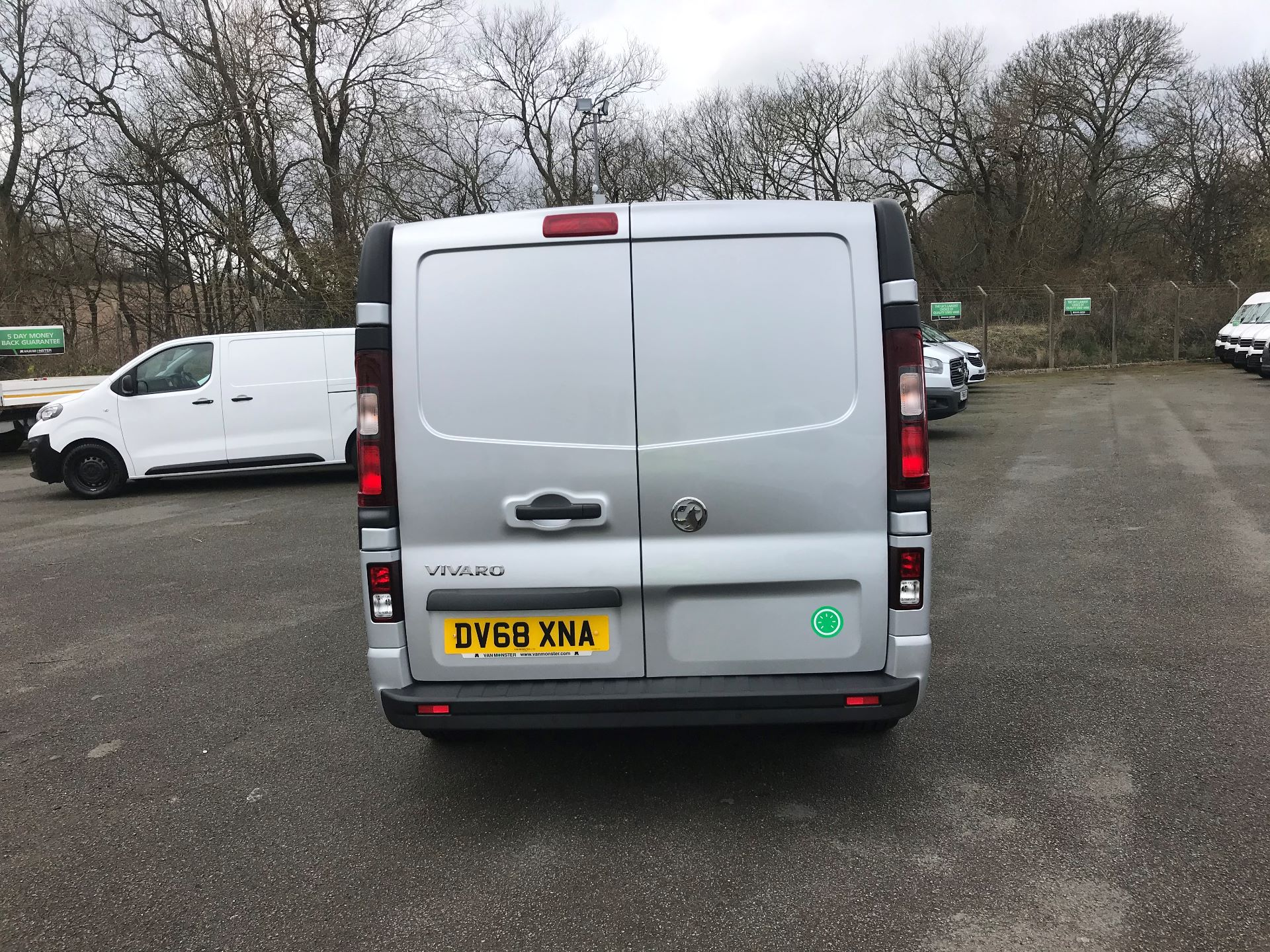 2018 Vauxhall Vivaro L2 H1 2900 1.6CDTI 120PS SPORTIVE EURO 6 (DV68XNA) Image 7