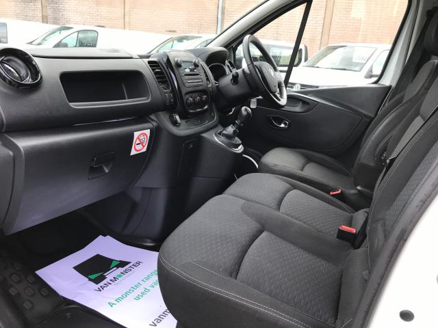 2018 Vauxhall Vivaro 2900 L2 H1 1.6CDTI 120PS SPORTIVE EURO 6 (DV68XNY) Image 12