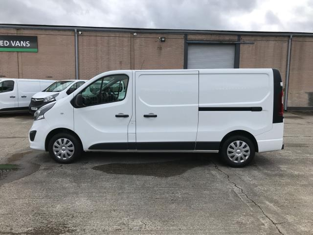 2018 Vauxhall Vivaro 2900 L2 H1 1.6CDTI 120PS SPORTIVE EURO 6 (DV68XNY) Image 11