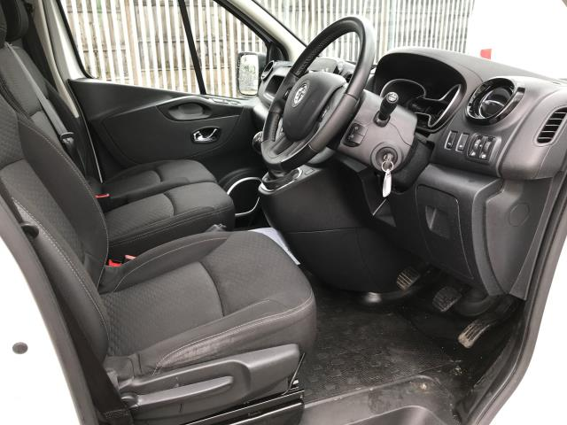 2018 Vauxhall Vivaro 2900 L2 H1 1.6CDTI 120PS SPORTIVE EURO 6 (DV68XNY) Image 2