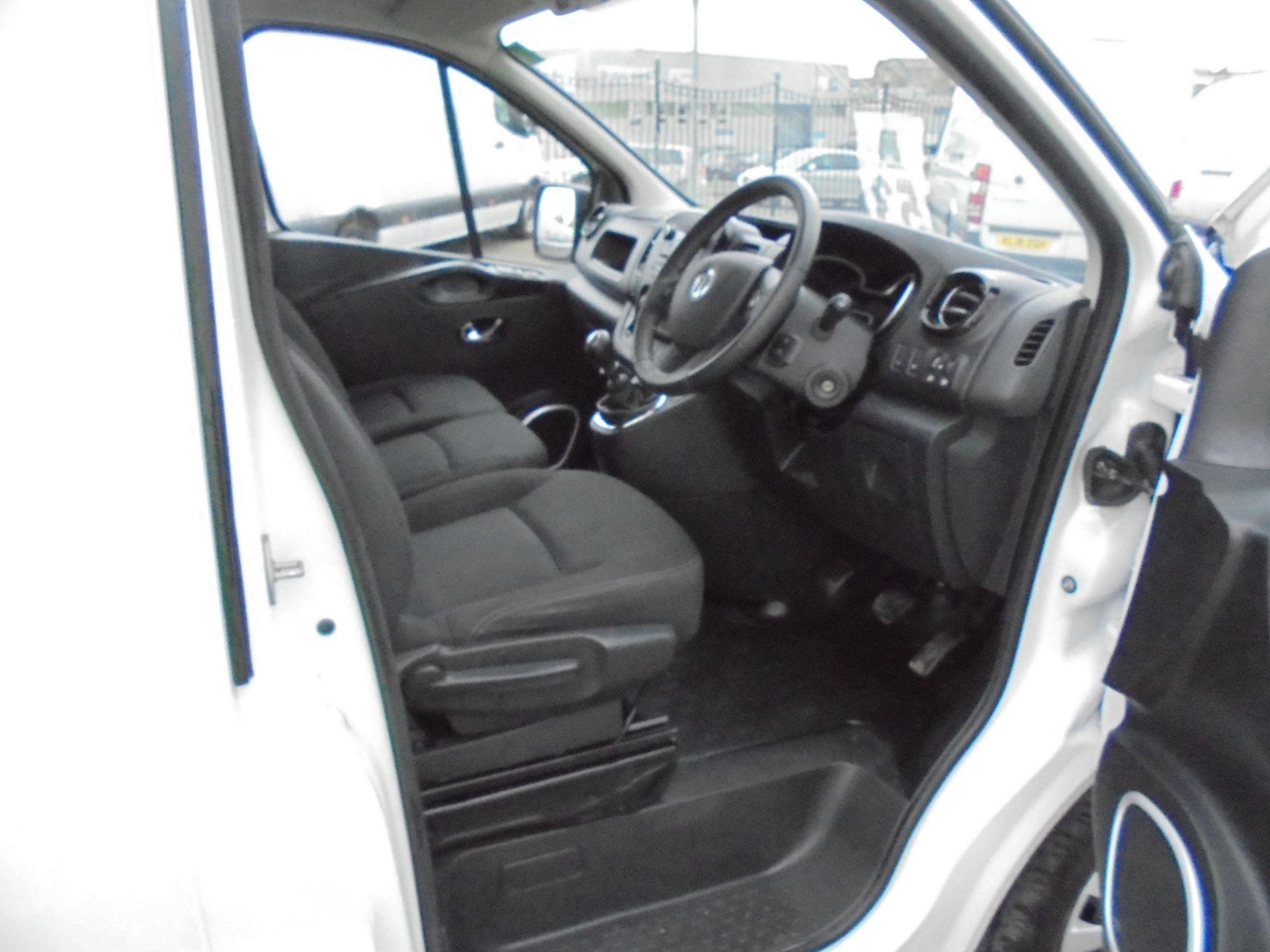 2018 Vauxhall Vivaro 2900 1.6Cdti 120Ps Sportive L2 H1 Van (DV68XPT) Image 10