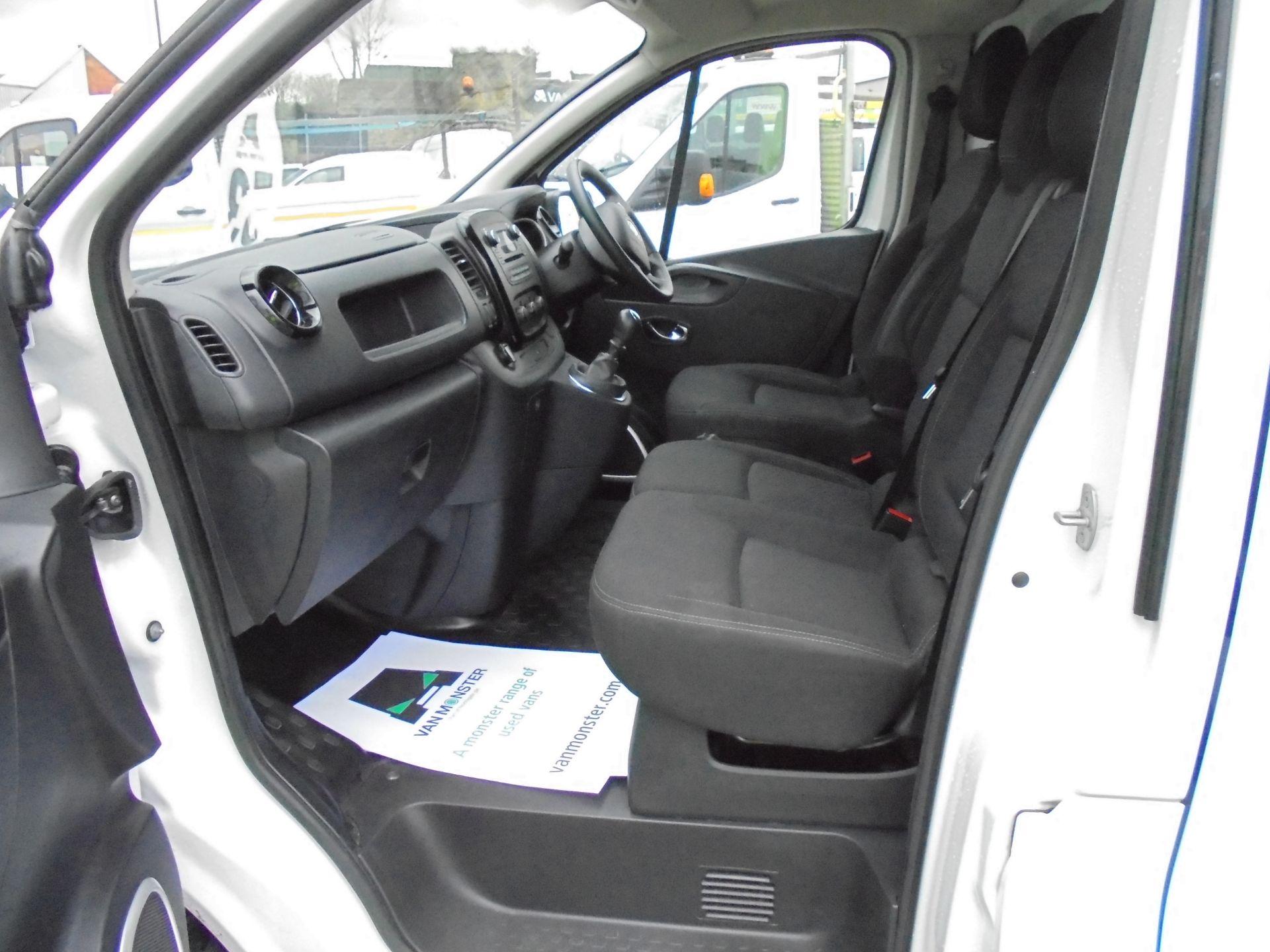 2018 Vauxhall Vivaro 2900 1.6Cdti 120Ps Sportive L2 H1 Van (DV68XPT) Image 23