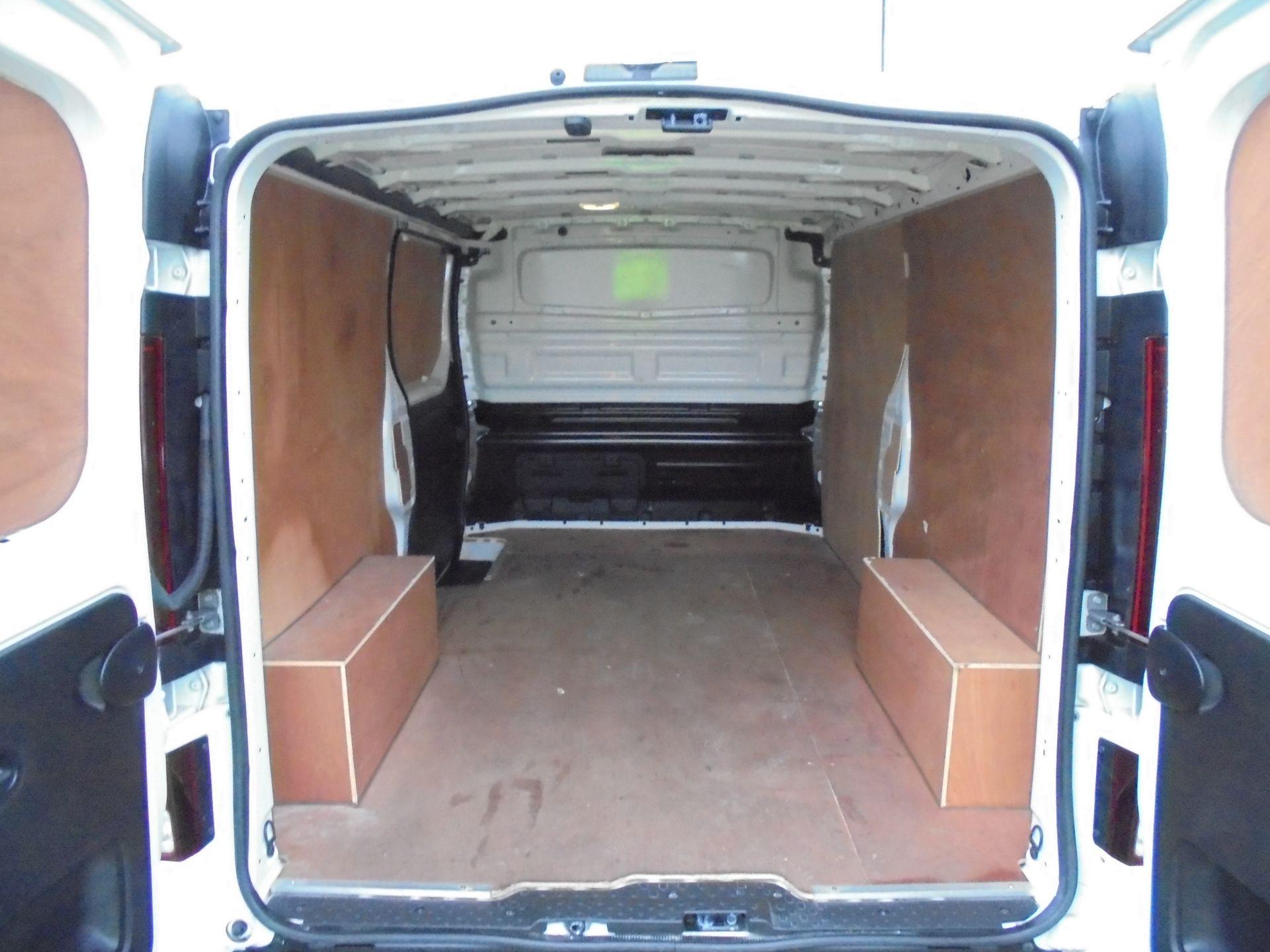 2018 Vauxhall Vivaro 2900 1.6Cdti 120Ps Sportive L2 H1 Van (DV68XPT) Image 28