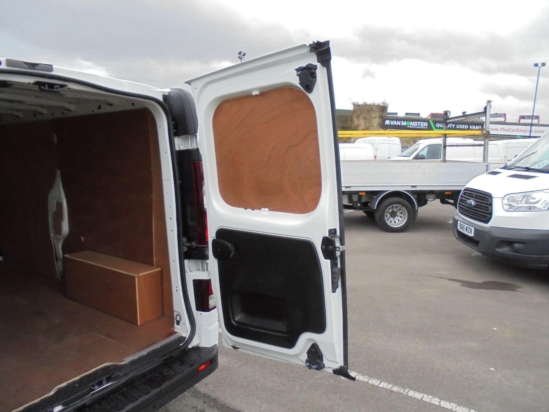 2018 Vauxhall Vivaro 2900 1.6Cdti 120Ps Sportive L2 H1 Van (DV68XPT) Image 33
