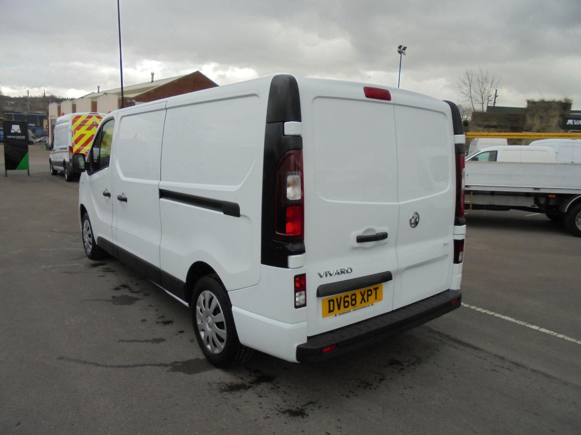 2018 Vauxhall Vivaro 2900 1.6Cdti 120Ps Sportive L2 H1 Van (DV68XPT) Image 5