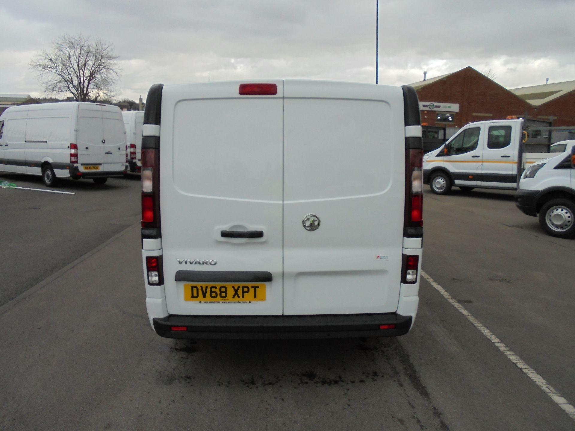 2018 Vauxhall Vivaro 2900 1.6Cdti 120Ps Sportive L2 H1 Van (DV68XPT) Image 6