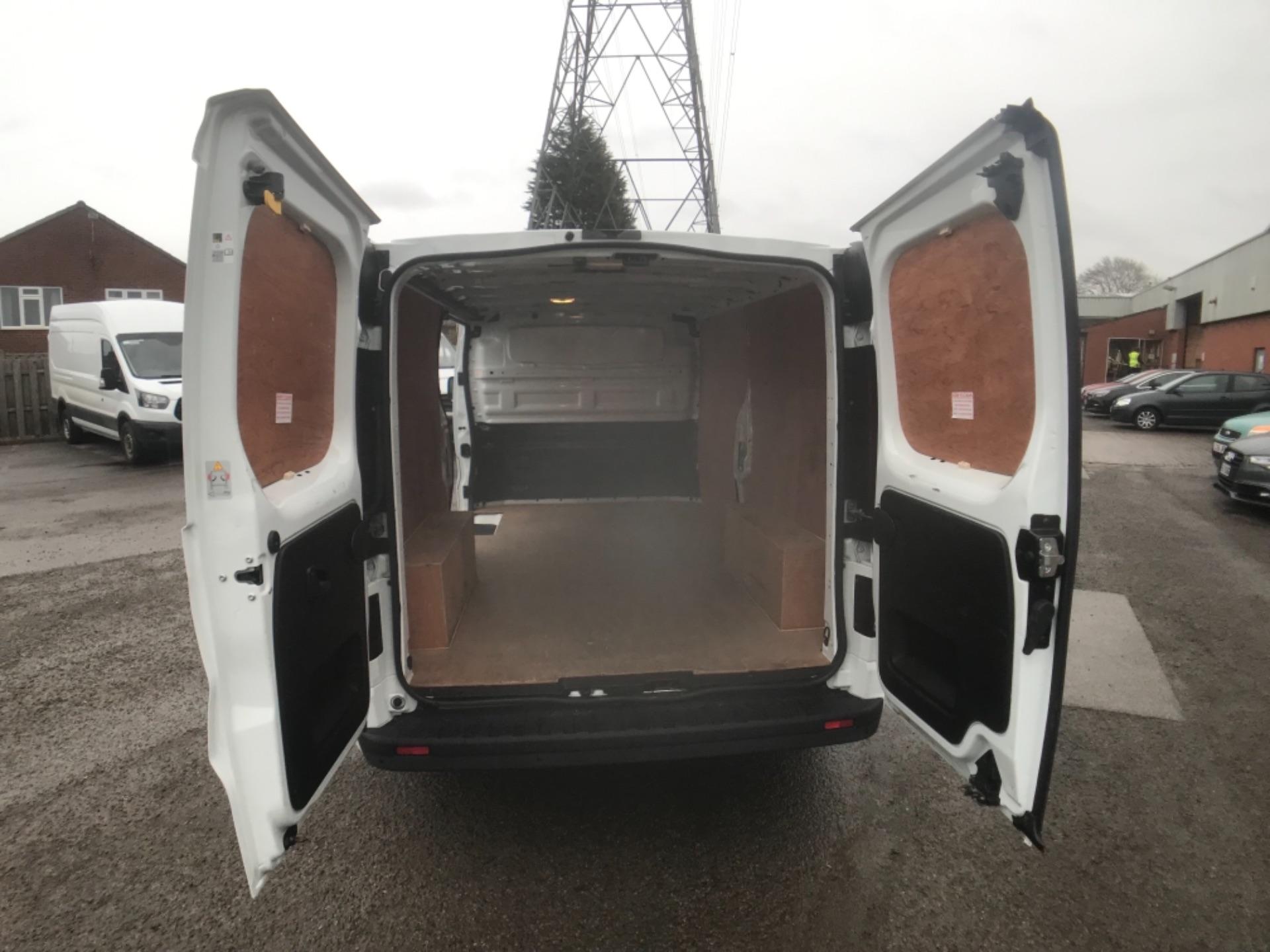 2018 Vauxhall Vivaro 2900 1.6Cdti 120Ps Sportive H1 Van (DV68XPW) Image 26