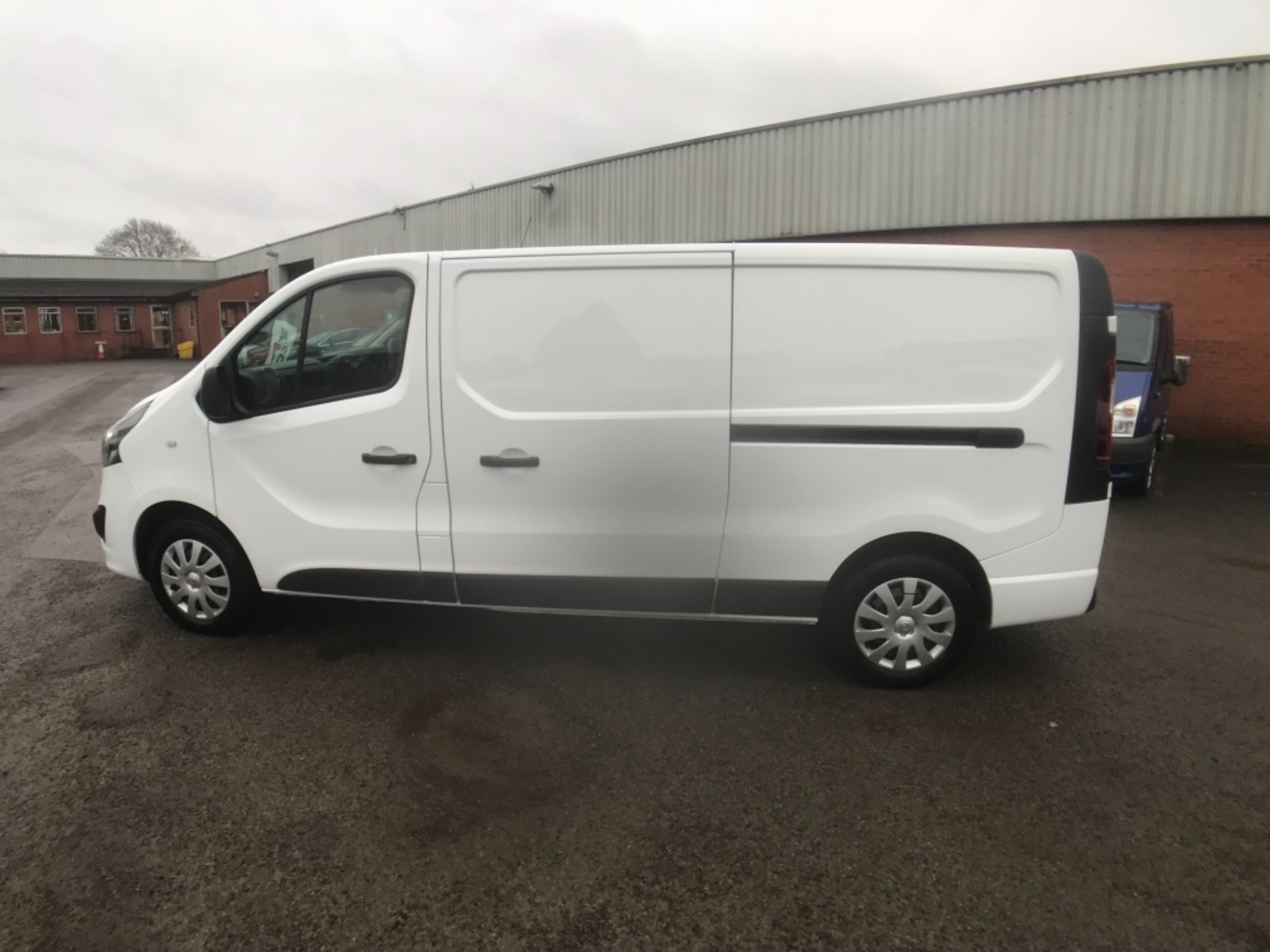 2018 Vauxhall Vivaro 2900 1.6Cdti 120Ps Sportive H1 Van (DV68XPW) Image 6