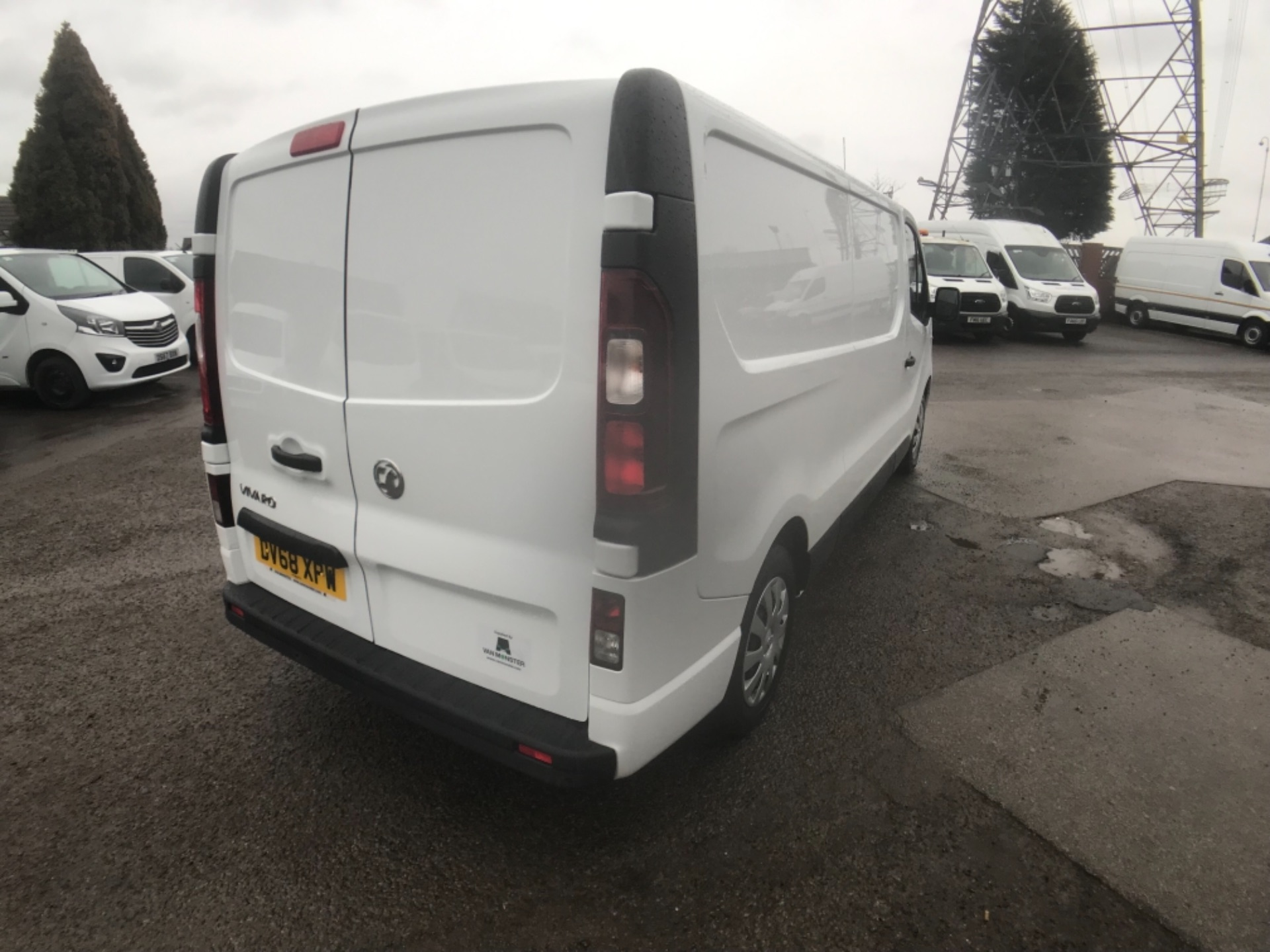 2018 Vauxhall Vivaro 2900 1.6Cdti 120Ps Sportive H1 Van (DV68XPW) Image 3