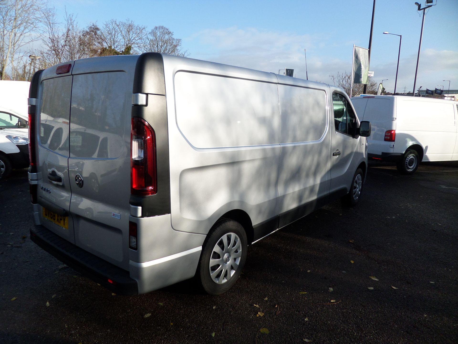 2018 Vauxhall Vivaro 2900 1.6Cdti 120Ps Sportive H1/L2 Van Euro 6 (DV68XPY) Image 3