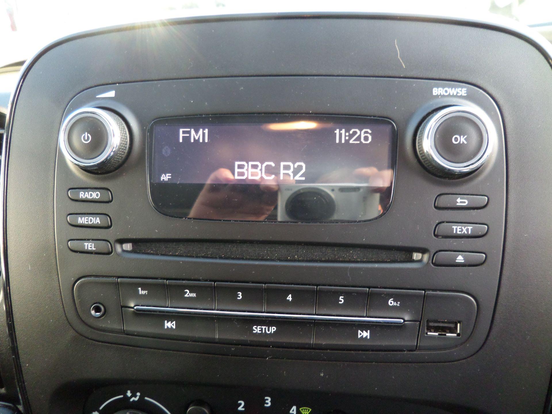 2018 Vauxhall Vivaro 2900 1.6Cdti 120Ps Sportive H1/L2 Van Euro 6 (DV68XPY) Image 13