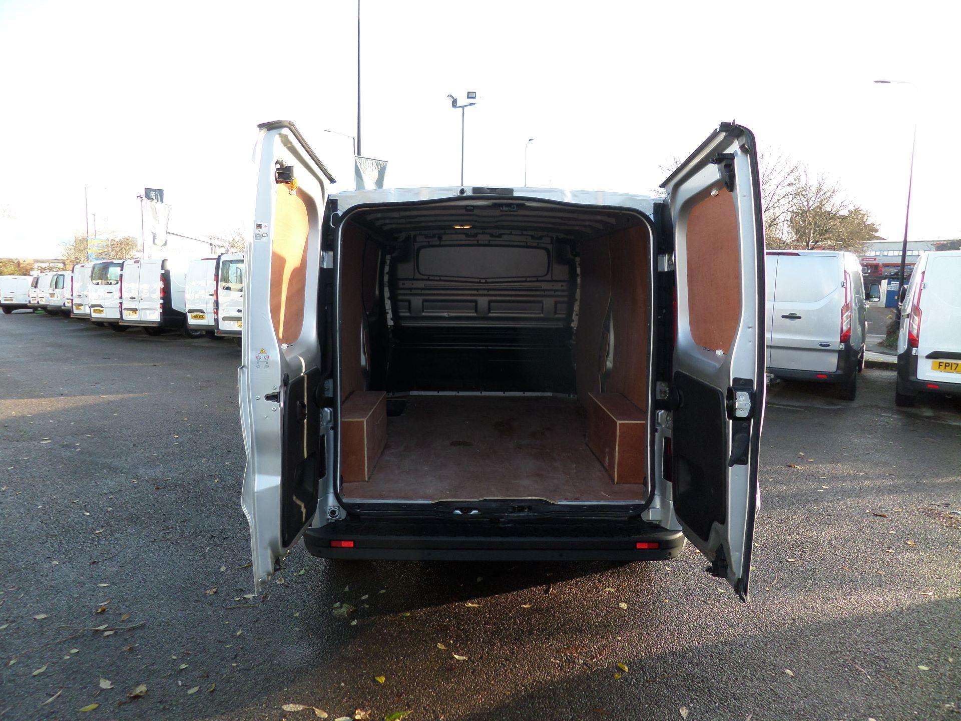 2018 Vauxhall Vivaro 2900 1.6Cdti 120Ps Sportive H1/L2 Van Euro 6 (DV68XPY) Image 4