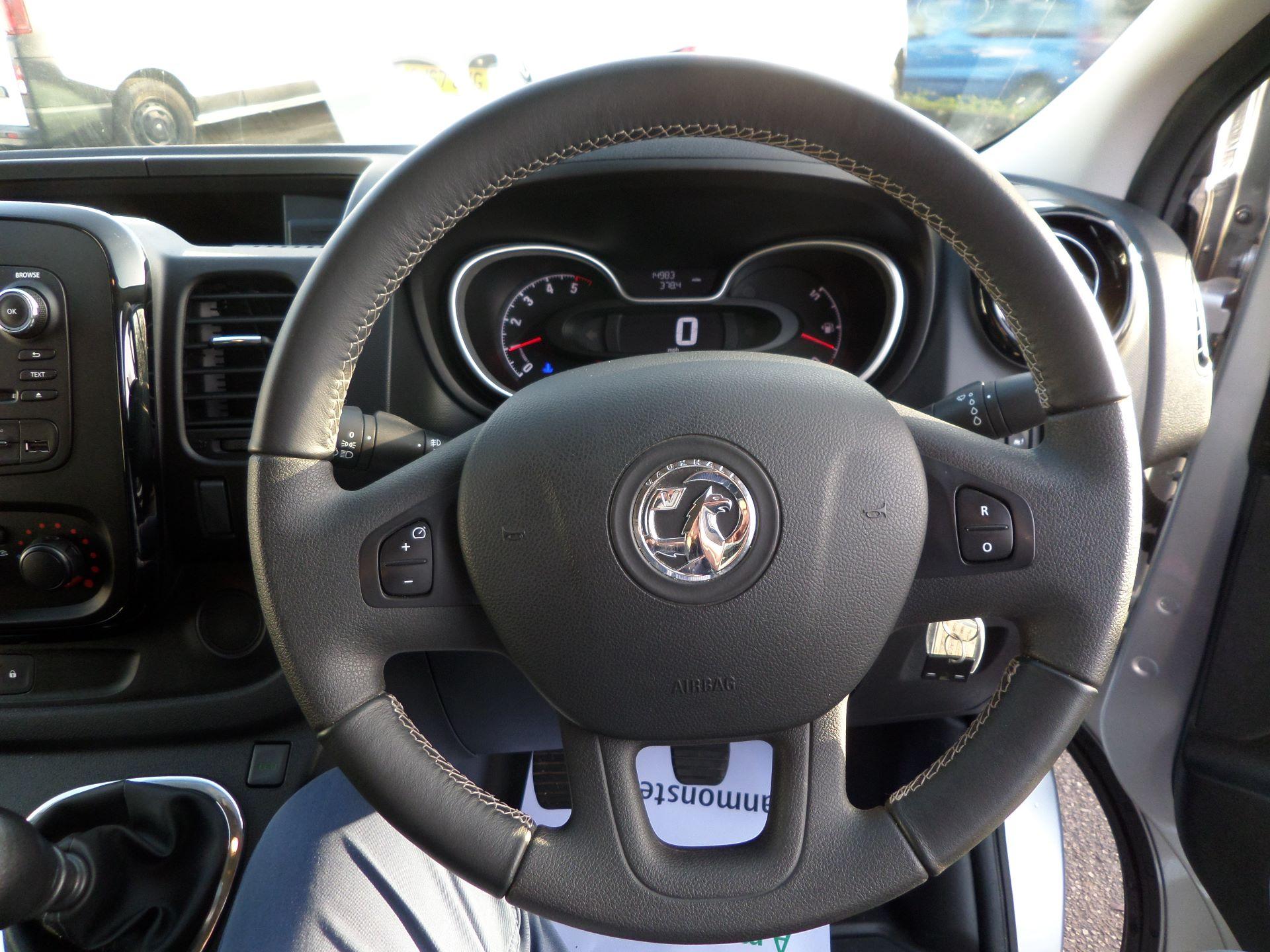 2018 Vauxhall Vivaro 2900 1.6Cdti 120Ps Sportive H1/L2 Van Euro 6 (DV68XPY) Image 17
