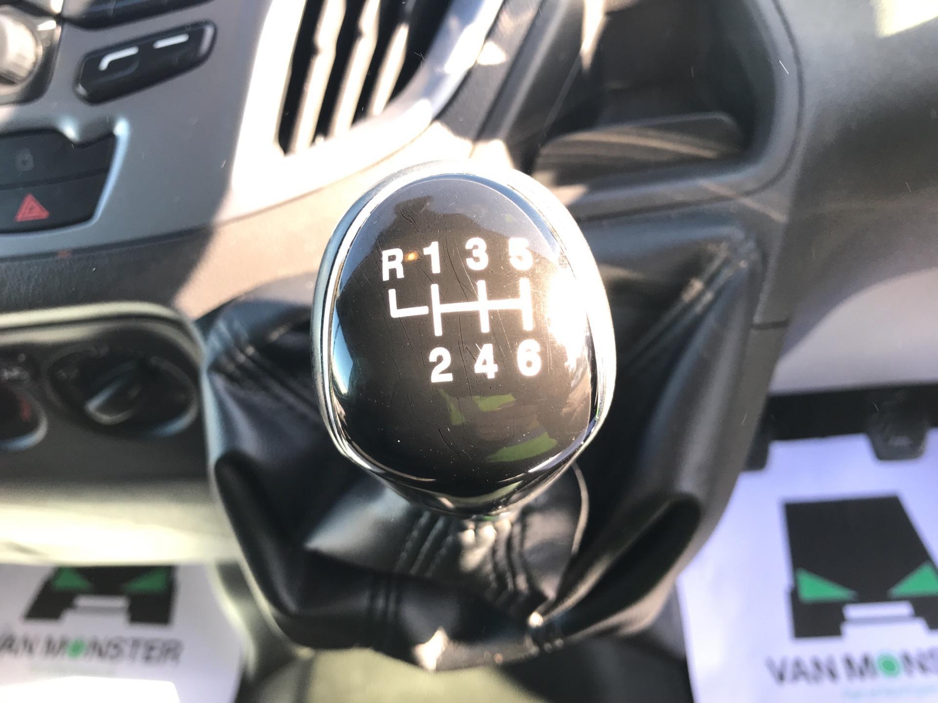 2016 Ford Transit Custom 2.2 Tdci 125Ps Low Roof LWB Limited Van EURO 5  (DW16KBU) Image 11