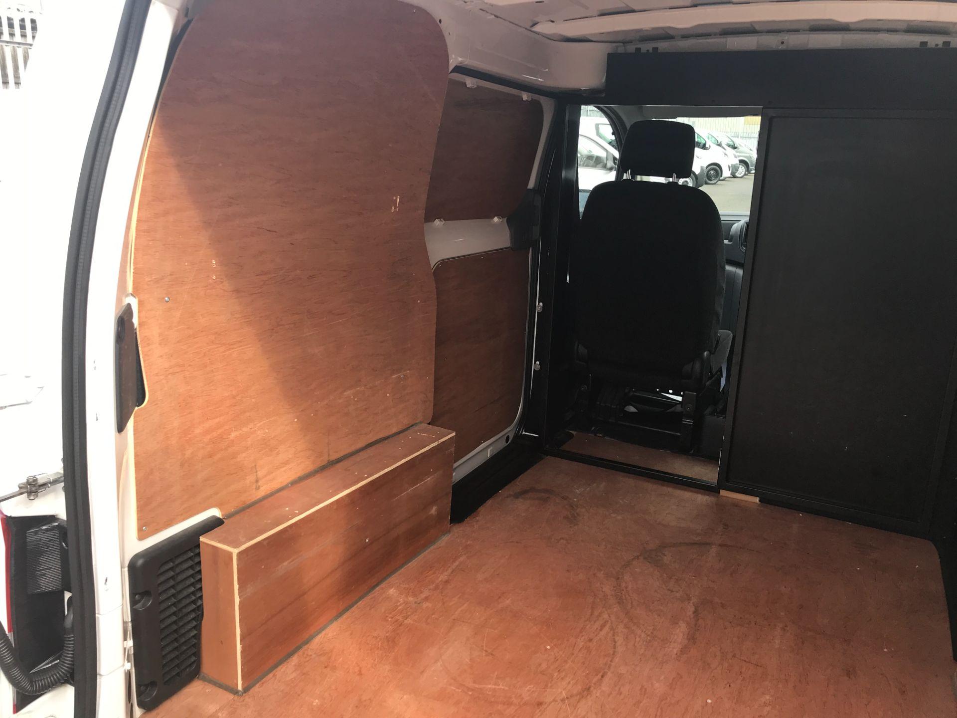 2017 Nissan Nv200 1.5DCI ACENTA 89PS EURO 6 (DW17CXP) Image 12