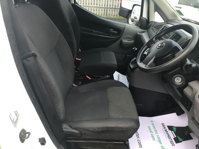 2017 Nissan Nv200 1.5DCI ACENTA 89PS EURO 6 (DW17CXP) Image 18