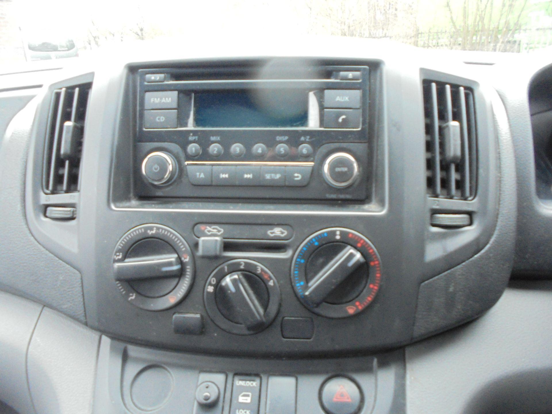 2017 Nissan Nv200 1.5 Dci Acenta Van Euro 6 (DW17CXZ) Image 16