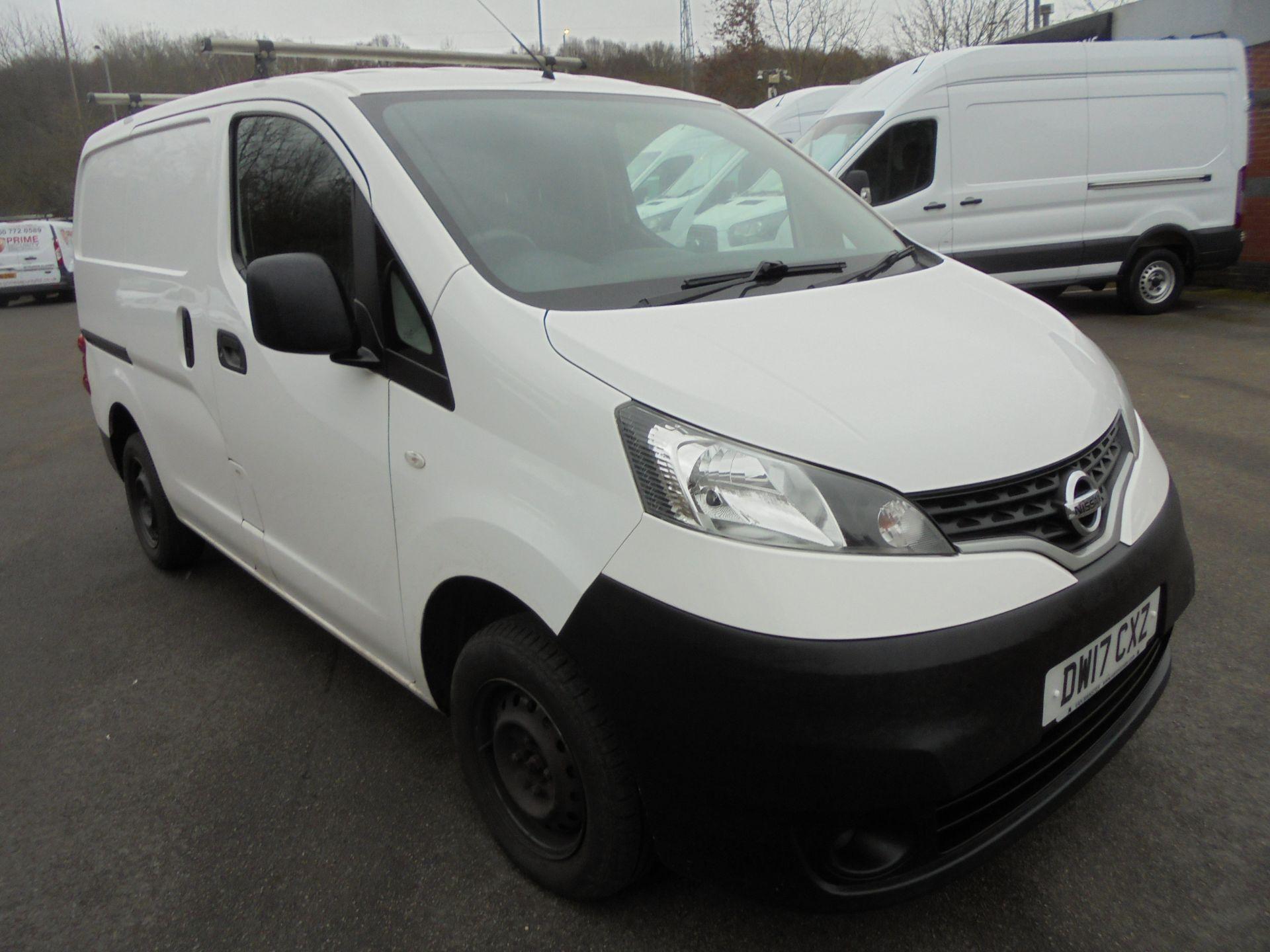 2017 Nissan Nv200 1.5 Dci Acenta Van Euro 6 (DW17CXZ)