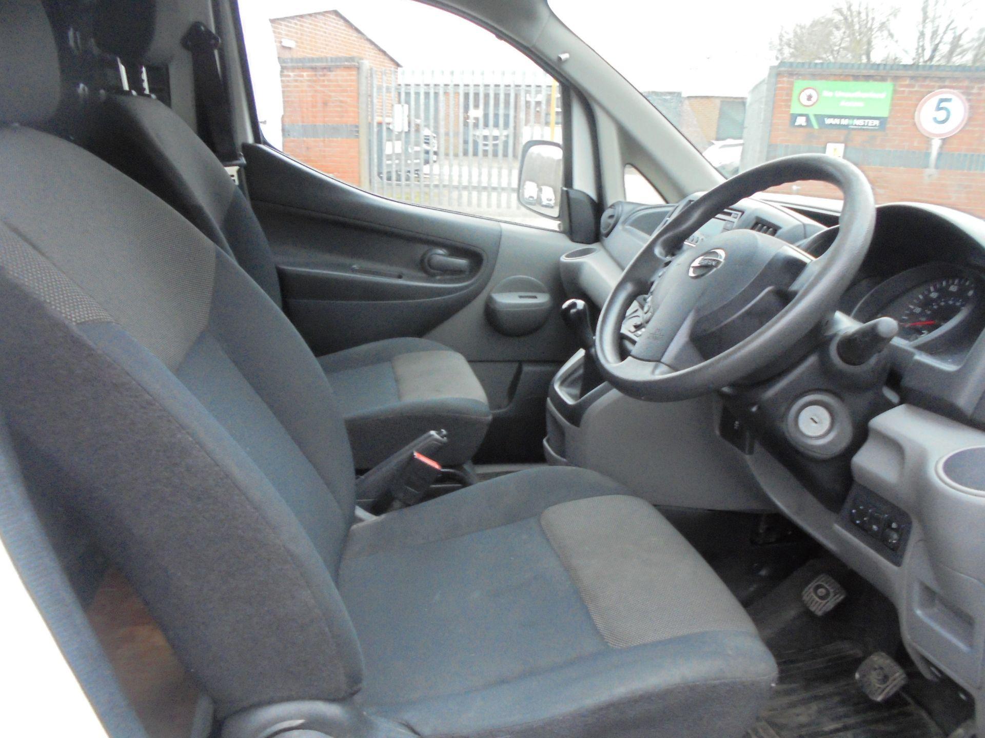 2017 Nissan Nv200 1.5 Dci Acenta Van Euro 6 (DW17CXZ) Image 14