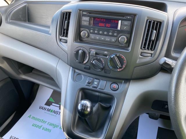 2017 Nissan Nv200 1.5 Dci Acenta Van Euro 6 (DW17CYK) Image 17