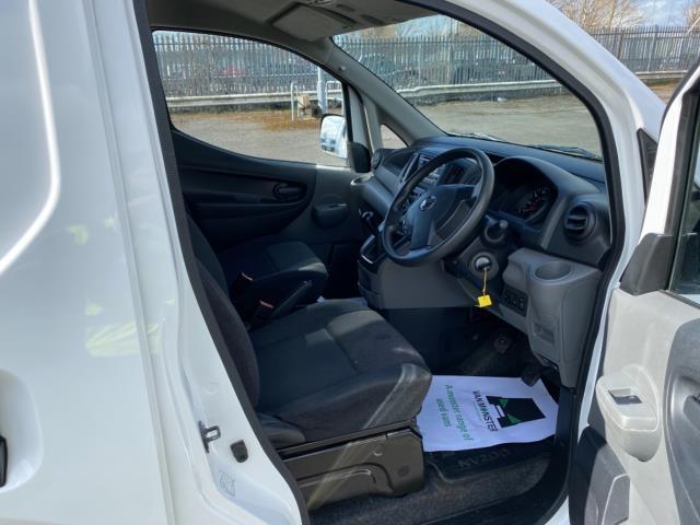 2017 Nissan Nv200 1.5 Dci Acenta Van Euro 6 (DW17CYK) Image 14