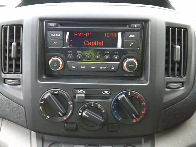 2017 Nissan Nv200 1.5 DCI ACENTA VAN EURO 6 (DW17CZP) Image 22