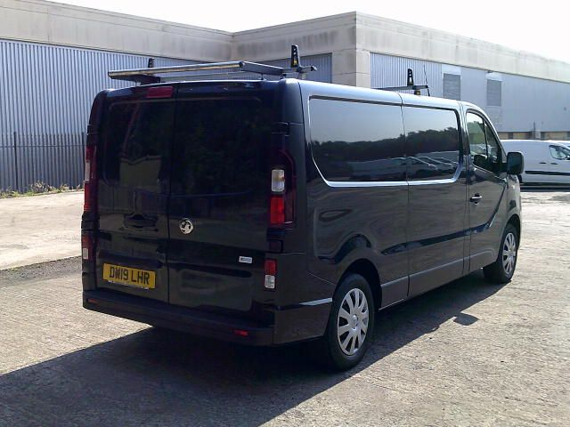 2019 Vauxhall Vivaro 2900 1.6Cdti 120Ps Sportive L2 H1 Van (DW19LHR) Image 10