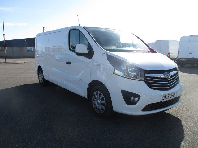 2015 Vauxhall Vivaro L2 H1 2900 1.6 BITURBO 120PS  EURO 5. AIR CON (DX15UHN)