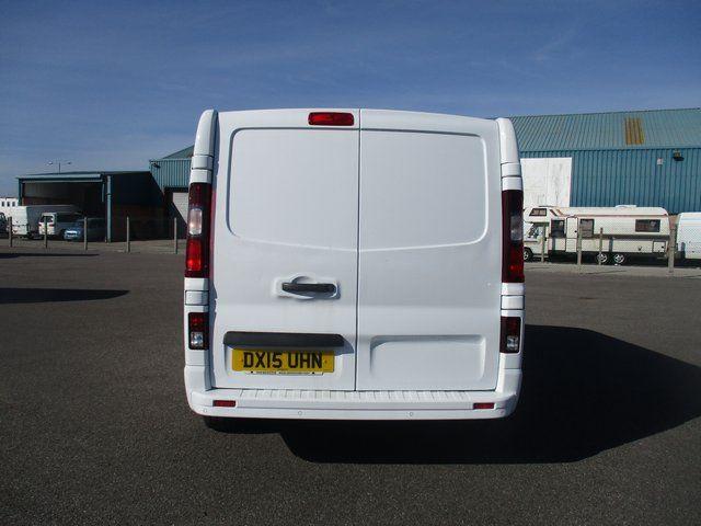 2015 Vauxhall Vivaro L2 H1 2900 1.6 BITURBO 120PS  EURO 5. AIR CON (DX15UHN) Image 6