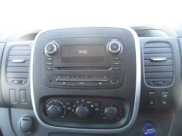 2015 Vauxhall Vivaro L2 H1 2900 1.6 BITURBO 120PS  EURO 5. AIR CON (DX15UHN) Image 14