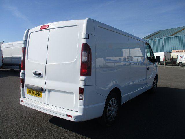 2015 Vauxhall Vivaro L2 H1 2900 1.6 BITURBO 120PS  EURO 5. AIR CON (DX15UHN) Image 9