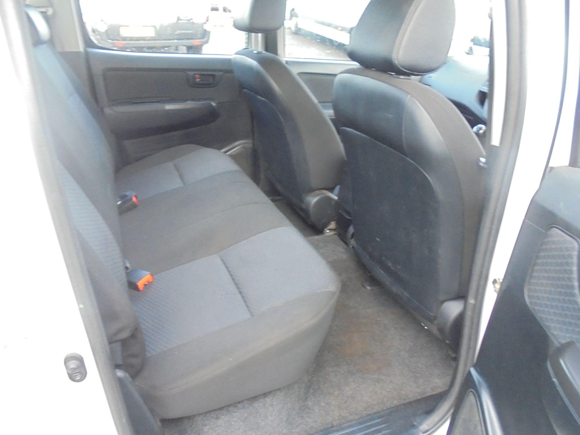 2015 Toyota Hilux Active D/Cab Pick Up 2.5 D-4D 4Wd 144 (DX15WSV) Image 24