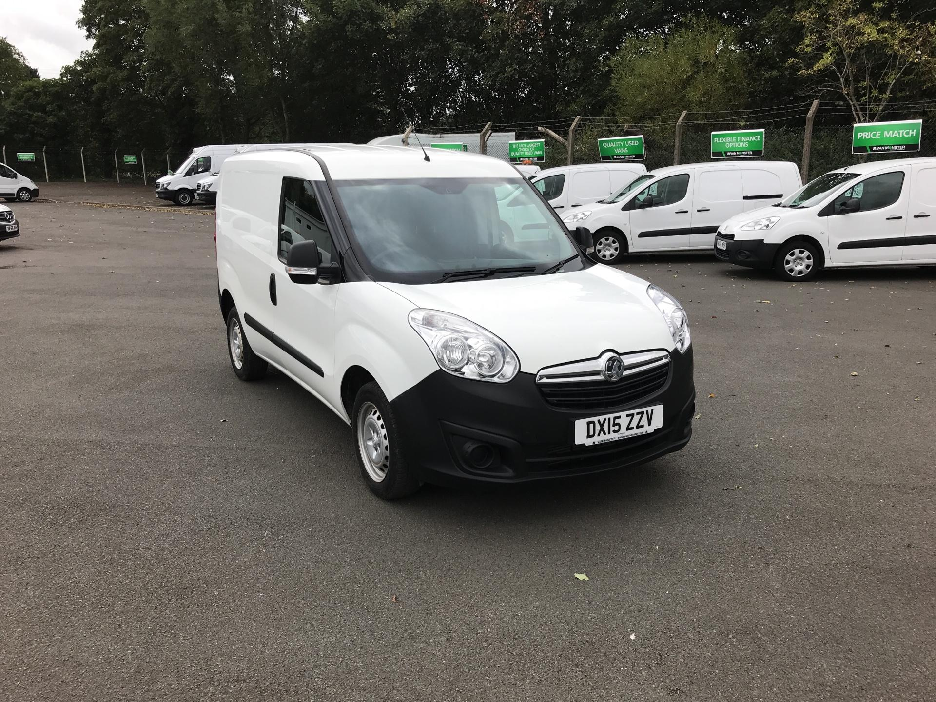 2015 Vauxhall Combo  L1 H1 200 1.3 16V EURO 5 *VALUE RANGE VEHICLE - CONDITION REFLECTED IN PRICE* (DX15ZZV)