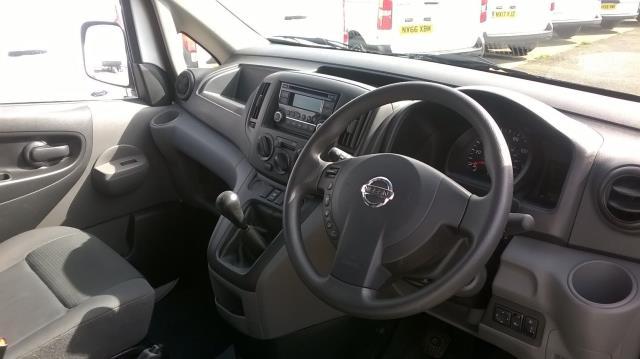 2016 Nissan Nv200 1.5 DCI ACENTA EURO 5 (DX16OJC) Image 17