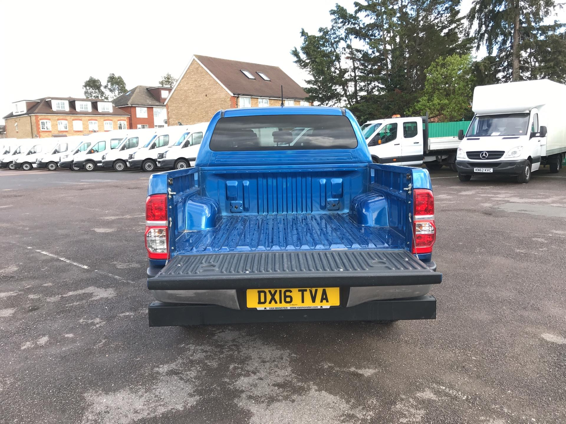 2016 Toyota Hilux  D/CAB PICK-UP 3.0 4WD 171 INVINCIBLE EURO 5 (DX16TVA) Image 15