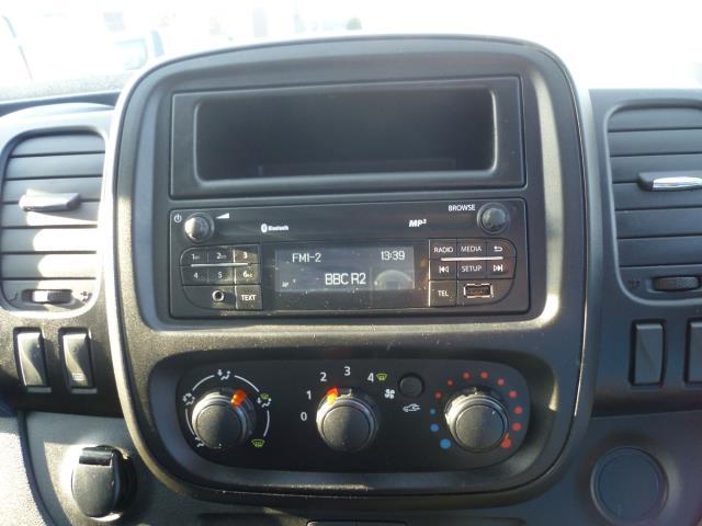 2016 Vauxhall Vivaro  L2 H1 2900 1.6 115PS EURO 5 (DX16XZV) Image 20