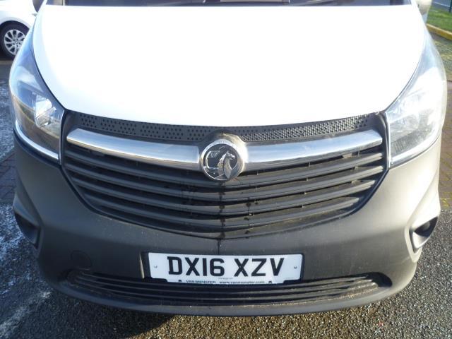 2016 Vauxhall Vivaro  L2 H1 2900 1.6 115PS EURO 5 (DX16XZV) Image 12