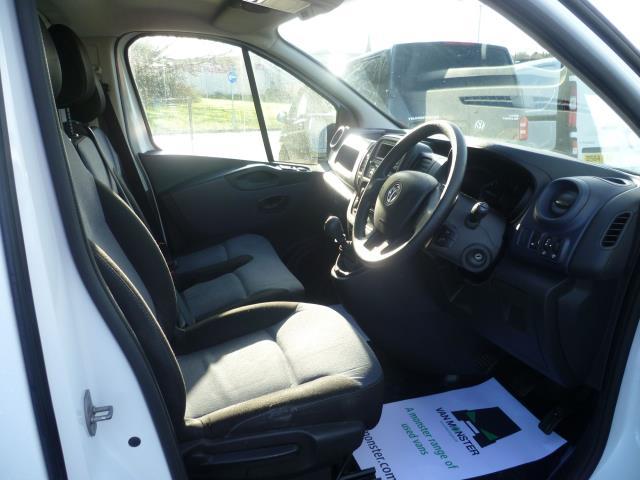 2016 Vauxhall Vivaro  L2 H1 2900 1.6 115PS EURO 5 (DX16XZV) Image 17