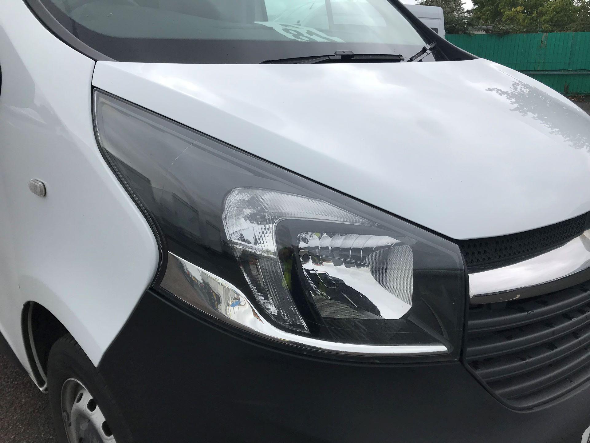 2016 Vauxhall Vivaro   L2 H1 2900 1.6 115PS EURO 5 (DX16YAD) Image 14