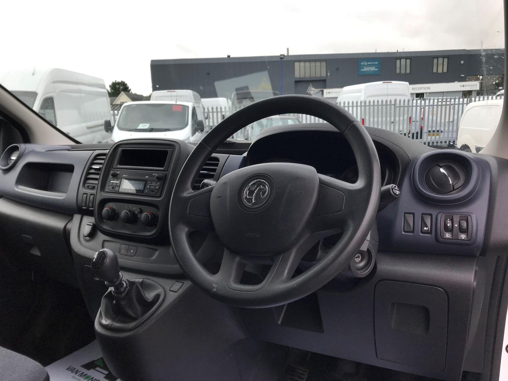 2016 Vauxhall Vivaro   L2 H1 2900 1.6 115PS EURO 5 (DX16YAD) Image 22