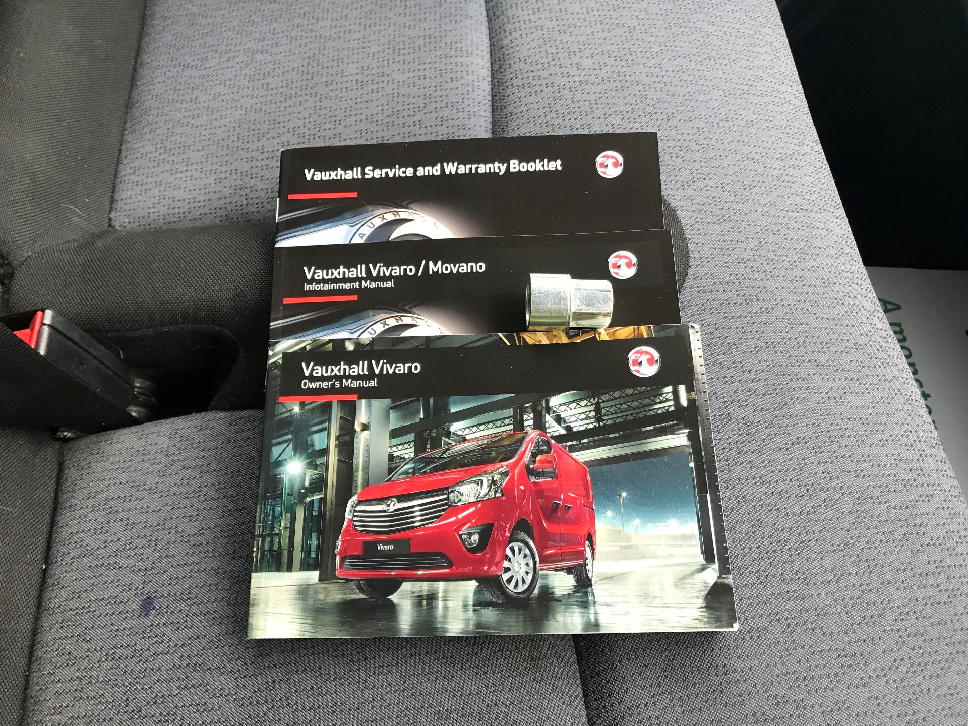 2016 Vauxhall Vivaro   L2 H1 2900 1.6 115PS EURO 5 (DX16YAD) Image 26