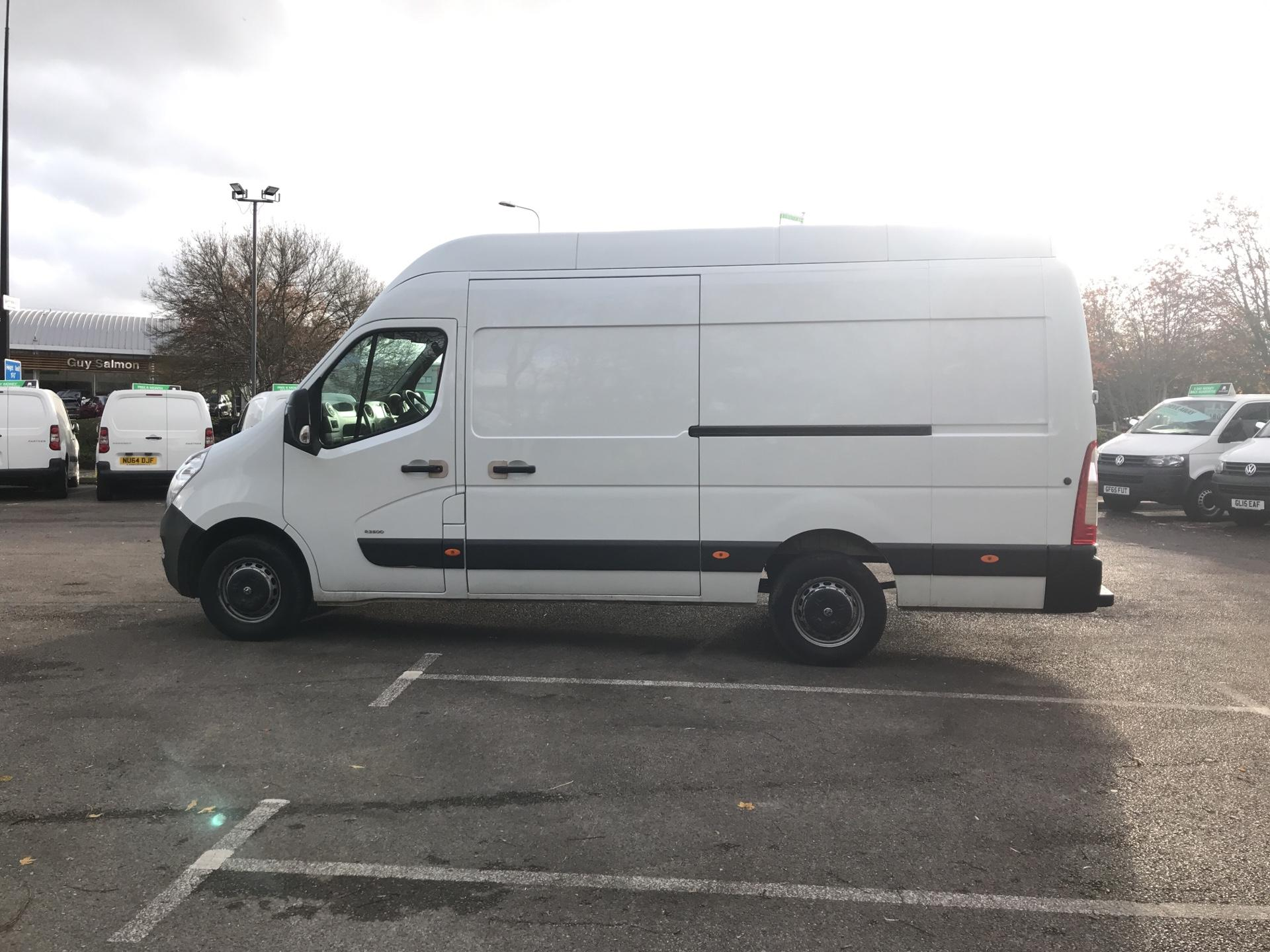 2016 Vauxhall Movano 35 L3 H3 125PS EURO 5 *Value Range Van Condition Reflected in Price* (DX16YBD) Image 6