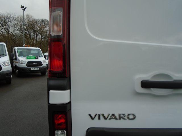 2016 Vauxhall Vivaro  L2 H1 2900 1.6 115PS EURO 5 (DX16YEK) Image 14
