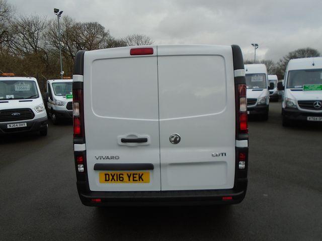2016 Vauxhall Vivaro  L2 H1 2900 1.6 115PS EURO 5 (DX16YEK) Image 6