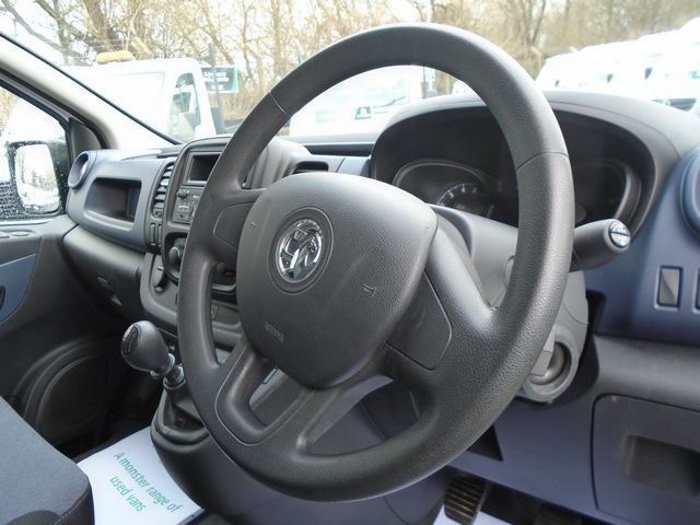 2016 Vauxhall Vivaro  L2 H1 2900 1.6 115PS EURO 5 (DX16YEK) Image 20