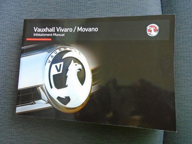 2016 Vauxhall Vivaro  L2 H1 2900 1.6 115PS EURO 5 (DX16YEK) Image 27