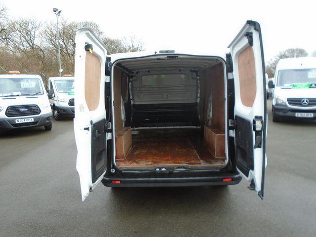 2016 Vauxhall Vivaro  L2 H1 2900 1.6 115PS EURO 5 (DX16YEK) Image 7
