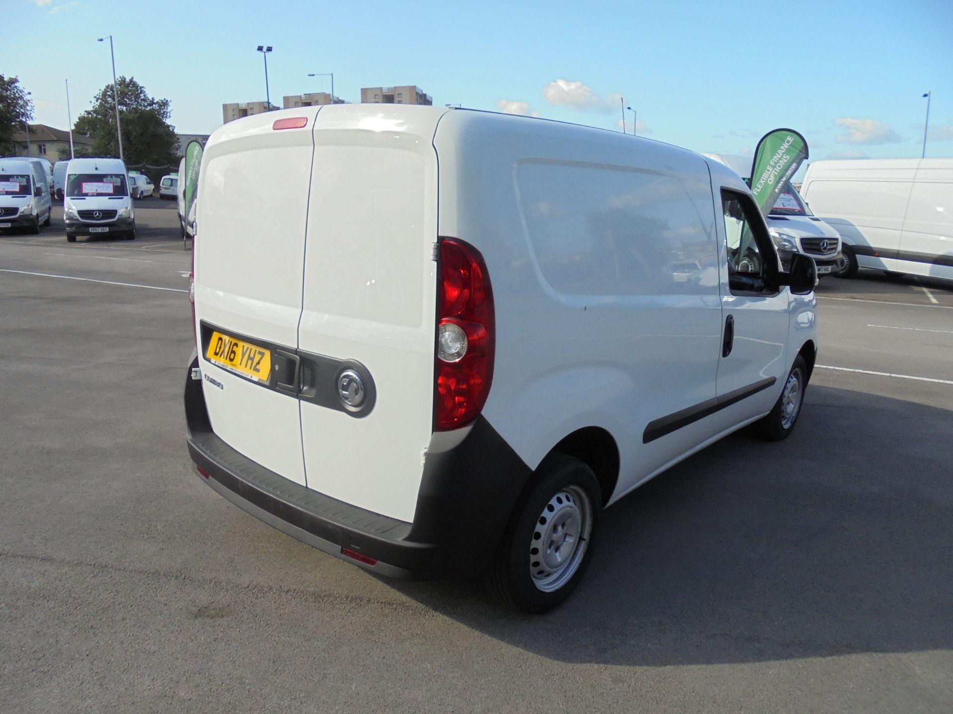 2016 Vauxhall Combo 2000 1.3 Cdti 16V H1 Van (DX16YHZ)