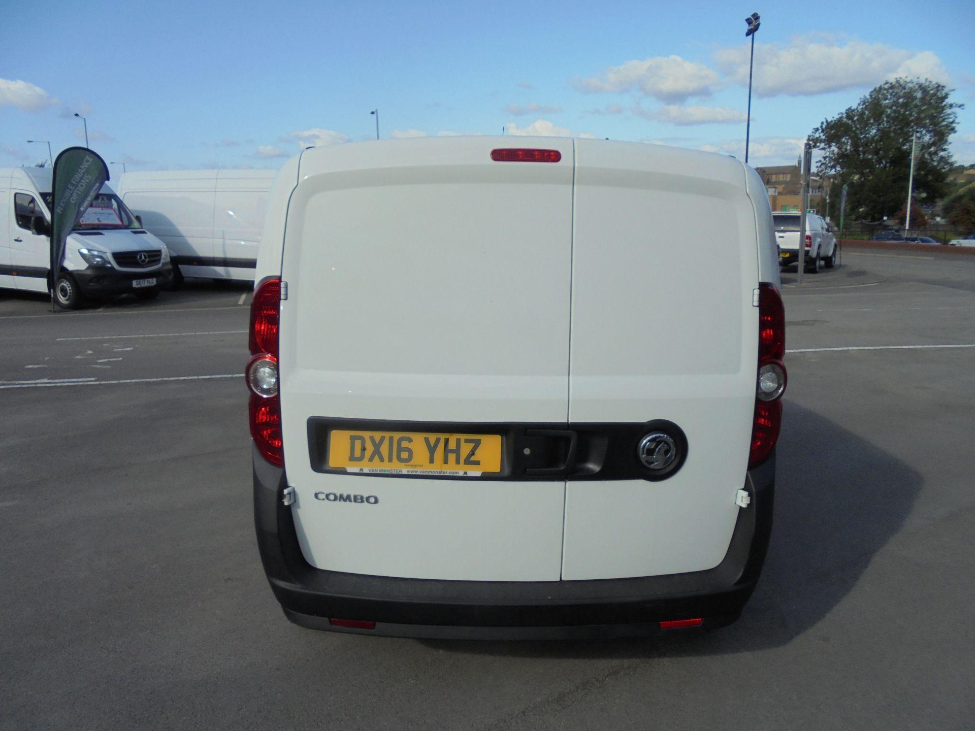 2016 Vauxhall Combo 2000 1.3 Cdti 16V H1 Van (DX16YHZ) Image 6